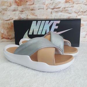 New Nike Benassi Future Cross PRM Slides